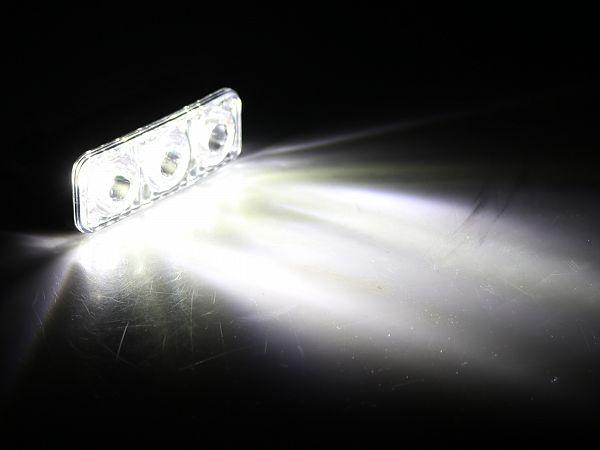 Forlygte - TunR Triple LED