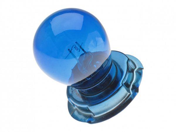 Forlygtepære blå P26S