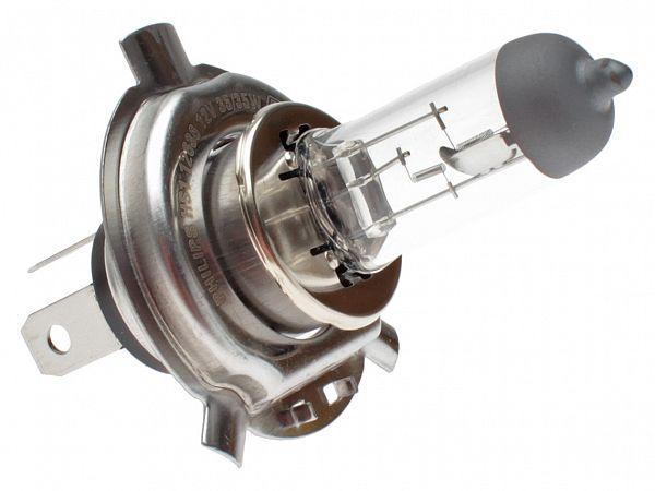 Forlygtepære - H4/HS1 Vision Moto 12V, 35/35W - Philips