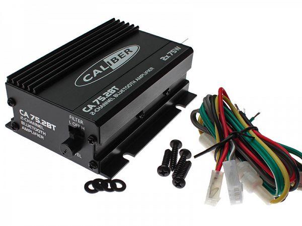 Forstærker - Caliber mini forstærker med bluetooth