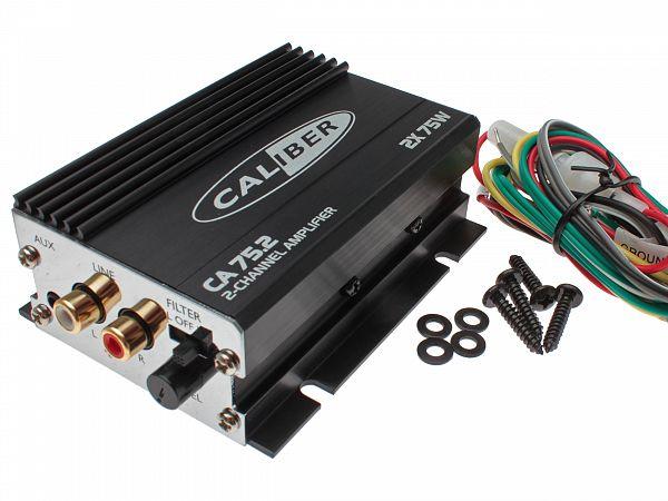 Forstærker - Caliber mini forstærker