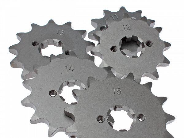 Fortandhjul (4mm huller)