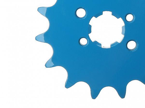 Fortandhjul - blå - TunR