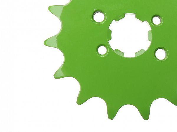 Fortandhjul - grøn - TunR
