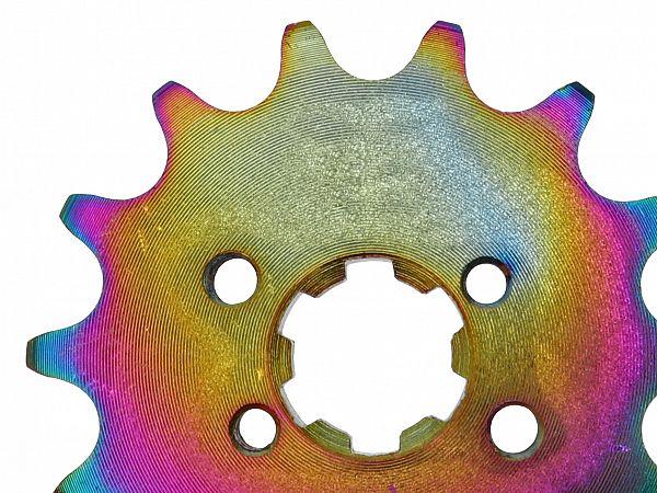 Fortandhjul - titanium