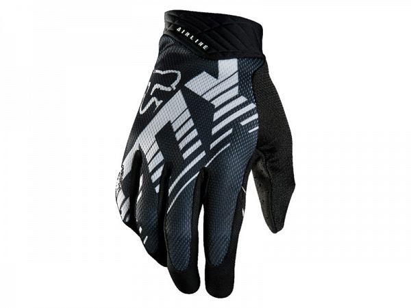 Fox Savant Airline BMX/Motocross Handsker Sort