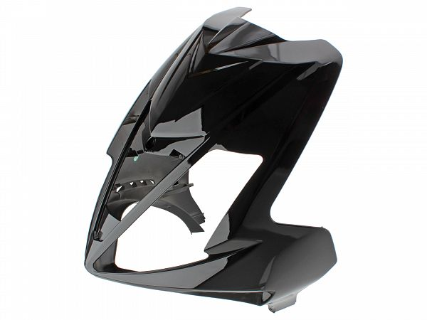 Front shield - black - original