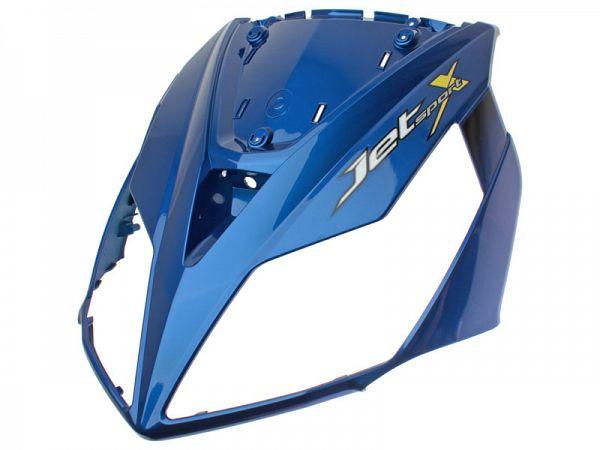 Front shield - blue - original