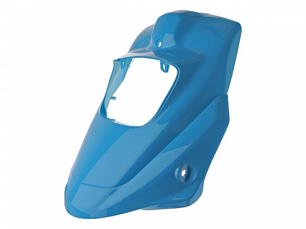 Front shield - iceblue
