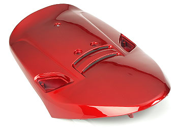 Front shield - red - original
