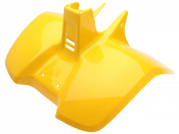 Frontskjold - gul - originalt
