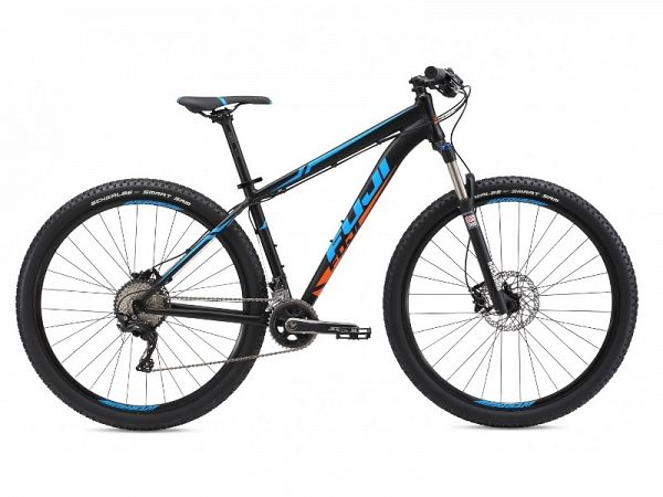 "Fuji Nevada 1.0 LTD 29"" sort - MTB - 2017"