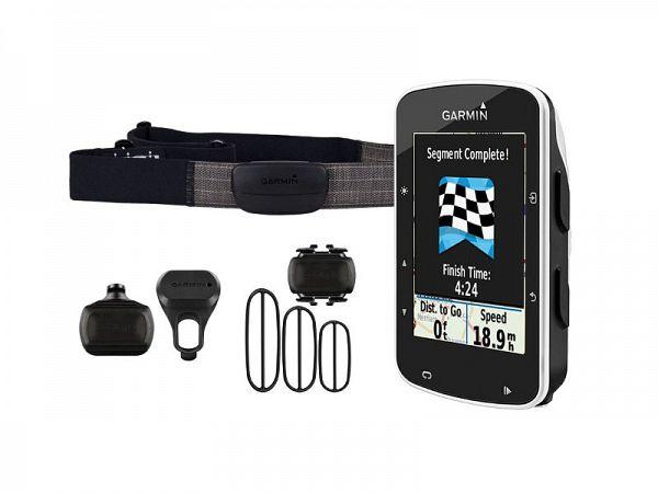 Garmin Edge 520 Bundle GPS Cykelcomputer