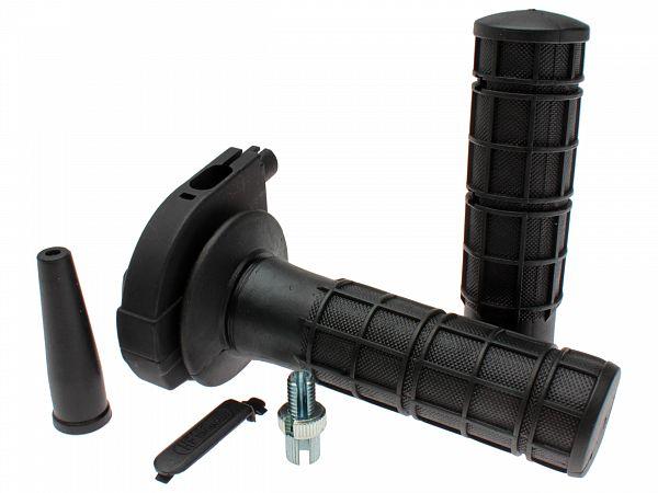 Gas handle - Tommaselli 36mm / 80 °
