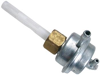 Gas tap, vacuum