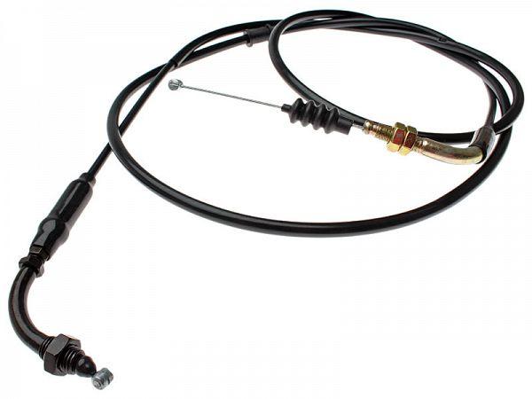 Gaskabel, fra gashåndtag til karburator - Type 2