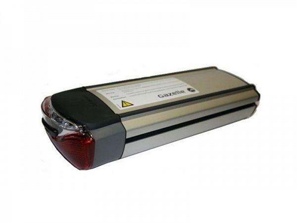 Gazelle Innergy 36v Elcykelbatteri, Guld