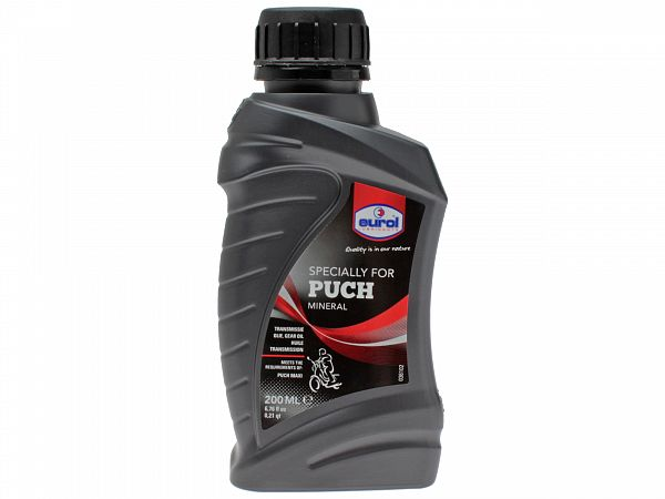 Gear oil - Eurol mineral - 200ml