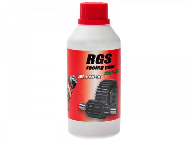 Gear oil - Malossi RGS 7.1 Racing 250ML