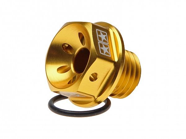 Gear oil screw - Stage6, gold