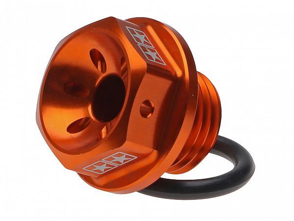 Gear oil screw - Stage6, orange