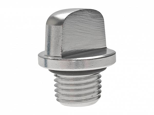Gear oil screw - Zoot, chrome