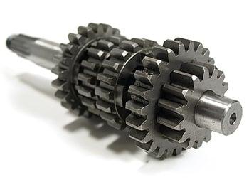 Gear shaft for clutch - original