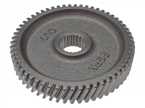 Gear shaft, intermediate wheels - original