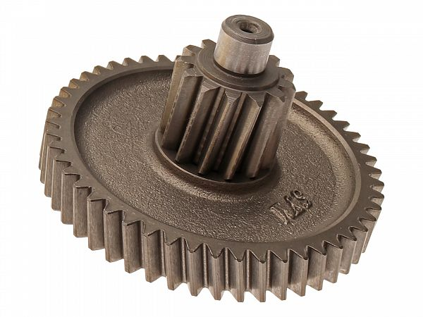 Gearaksel, mellemhjul (tandhjul) - original