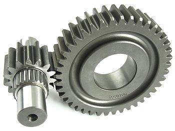 Gearing - Malossi HTQ secondary HTQ 15/41