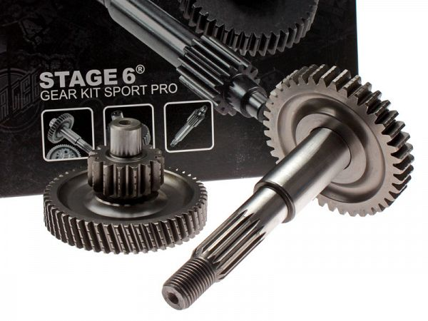Gearing - Stage6 secondary 15/39