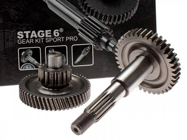 Gearing - Stage6 sekundær 15/39