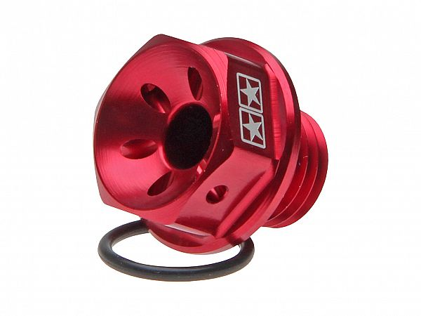 Gearolieskrue - Stage6, rød