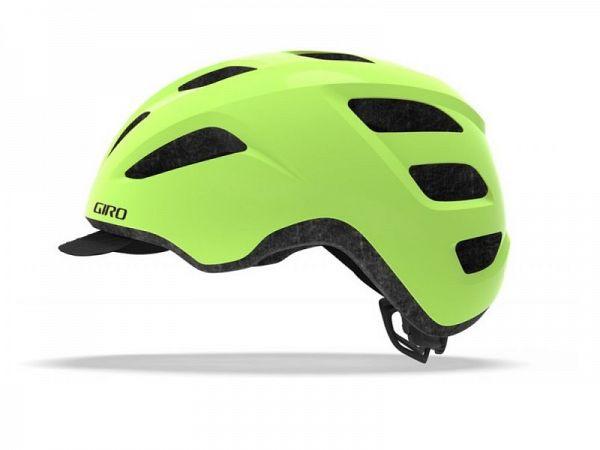 Giro Cormick Cykelhjelm, Highlight Yellow