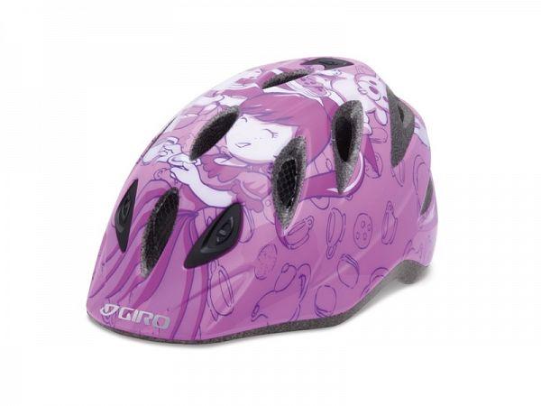Giro Rascal Børnecykelhjelm Pink (46-50 cm)