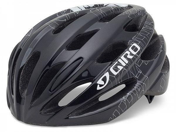 Giro Tempest Cykelhjelm Onesize (50-57 cm) Sort/Hvid