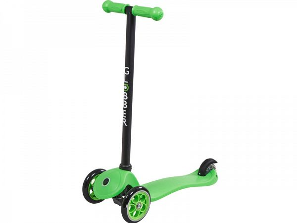 Globber My Free Fixed grøn - Trick Løbehjul