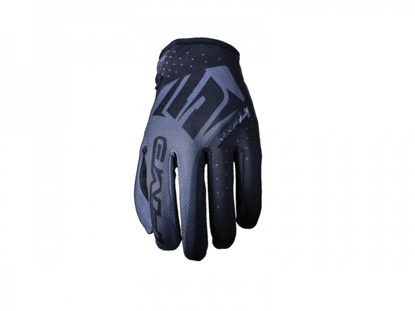 Gloves - Five MXF4 - black / gray