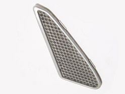 Grid for front shield, right - original