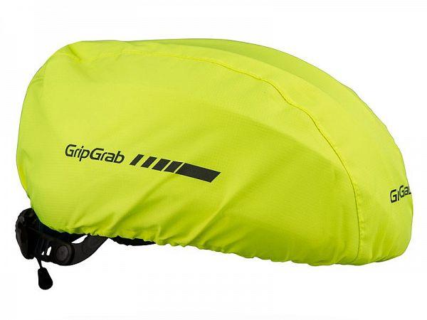 GripGrab Helmet Cover/regnovertræk til hjelm - Hi-Vis