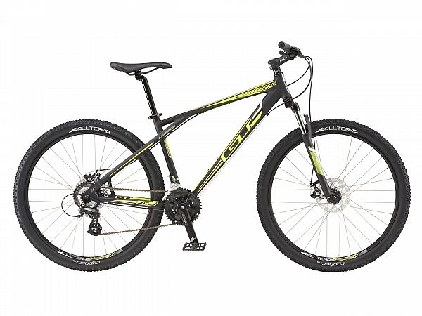 "GT Aggressor Comp 27,5"" sort - MTB - 2016"