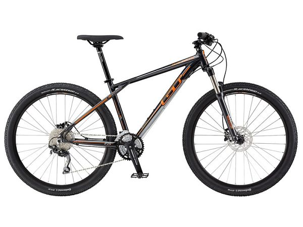 "GT Avalanche Elite 27,5"" sort - MTB - 2015"