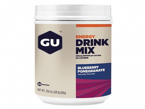 GU Blueberry Pomegranate Energy Drink, 840 gr