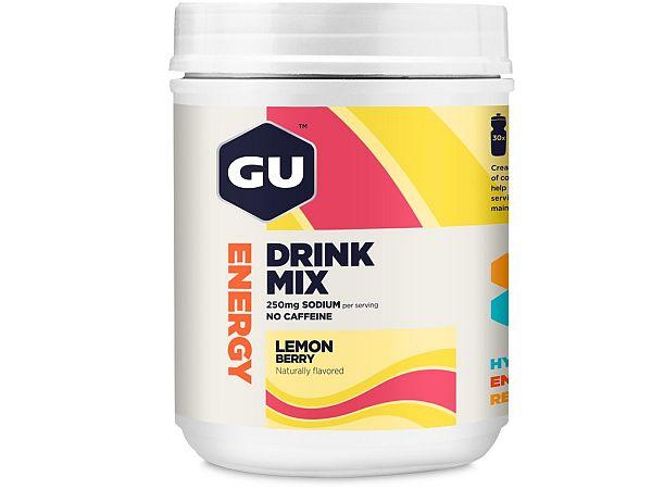 GU Lemon Berry Energy Drink, 840 gr