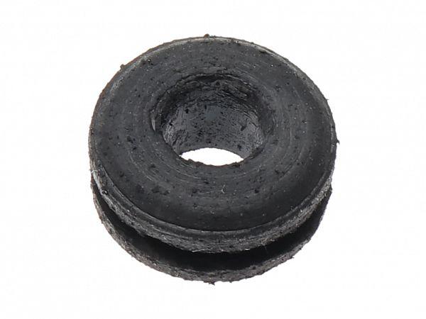 Gummi til montering ved sideskjold - originalt