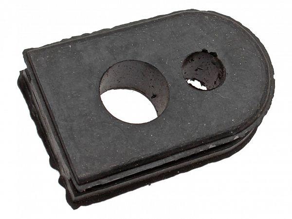 Gummiplade til afdækning ved oliepumpe - original