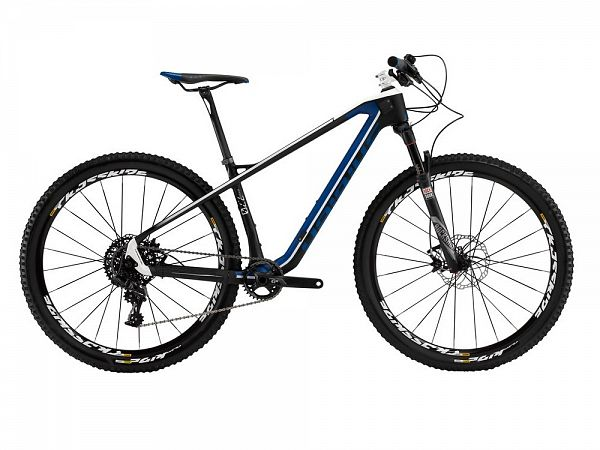 "Haibike Freed 7.70 GX1 27,5"" sort - MTB - 2016"