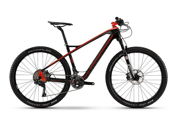 "Haibike Freed 7.80 XT 27,5"" sort - MTB - 2016"