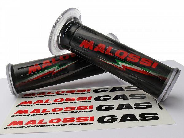 Handle - Malossi black / red