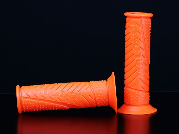 Handle - Malossi MHR - fluorescent orange